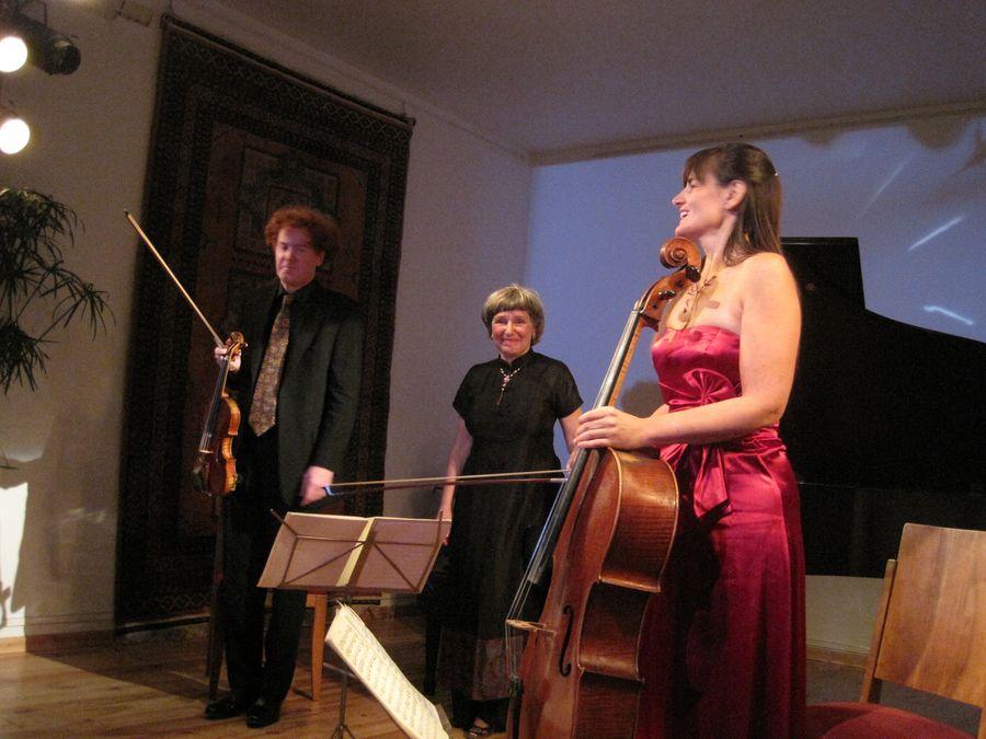 Concert décembre 2012 Atelier de la Main d'Or