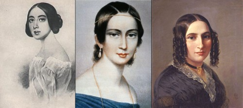 Trois compositrices romantiques