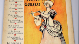 Yvette Guilbert chante Déodat de Séverac