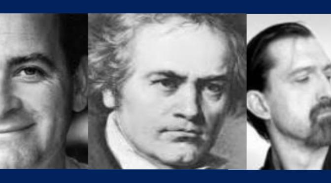 Vincent Bouchot, Olivier Greif et Ludwig van Beethoven