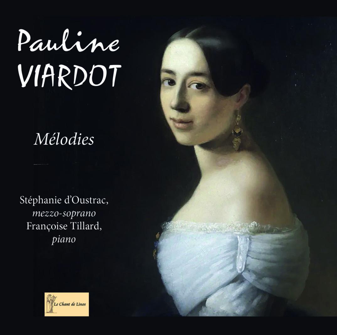 Pauline Viardot, cd de mélodies